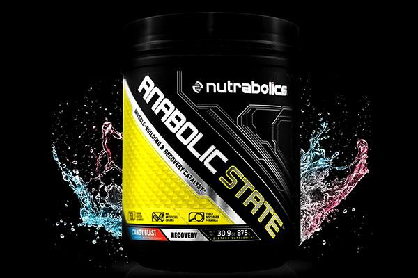 Review thực phẩm bổ sung Anabolic State
