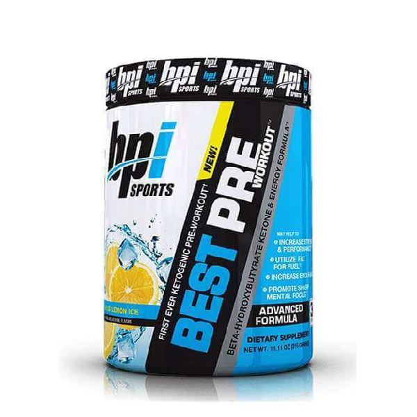 BPI Best Pre Workout 30 lần
