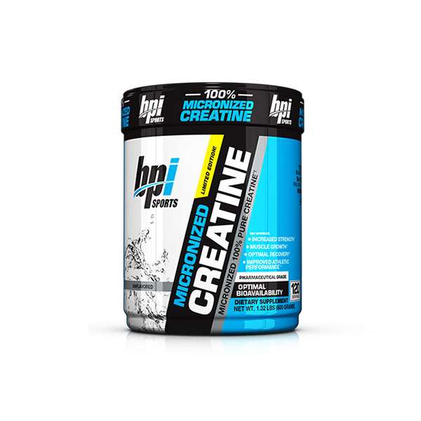 BPI MICROIZED CREATINE (120 servings)
