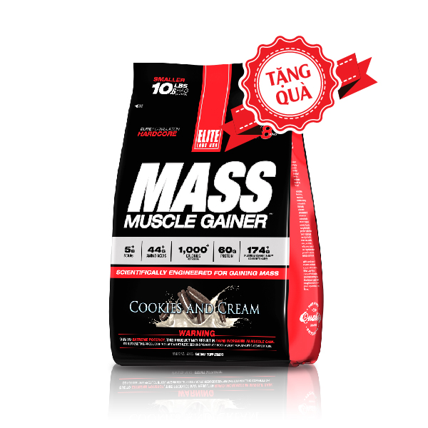 EliteLab Mass Muscle Gainer 10LBS