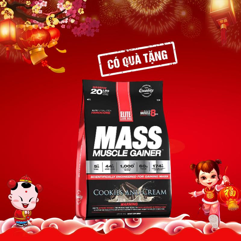 EliteLab Mass Muscle Gainer 20LBS