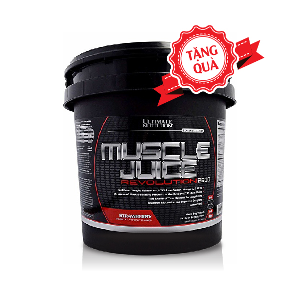 Muscle Juice Revolution 2600 5kg