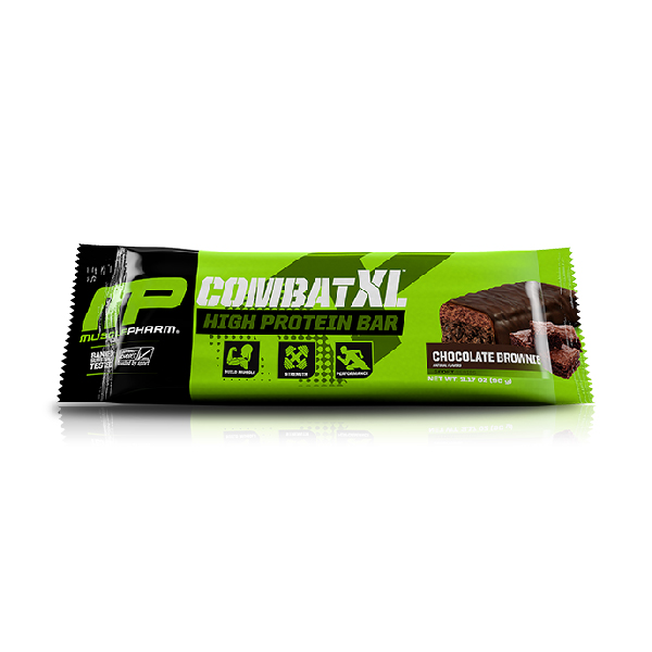MusclePharm – Combat XL Bars (12 thanh)