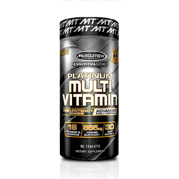 MuscleTech Multivitamin 90 viên
