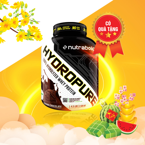 Nutrabolics HydroPure 4,5lbs