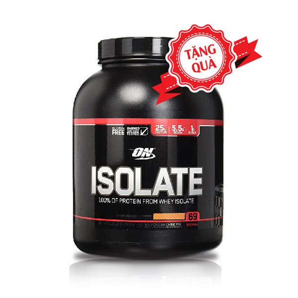 On Isolate 5lbs 2.27kg