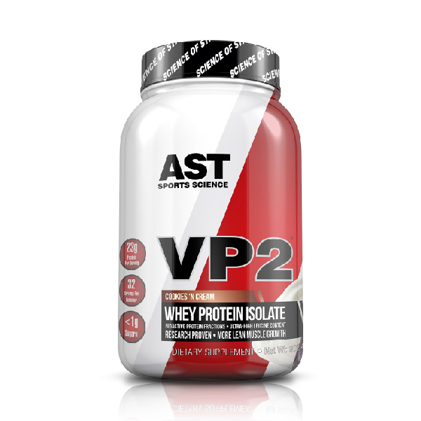 Whey Protein Isolate VP2 2Lbs (900G)