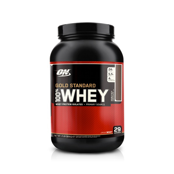 Whey Gold Standard 2Lbs (900G)