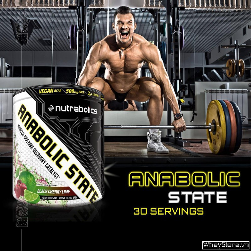 Anabolic State 30 servings