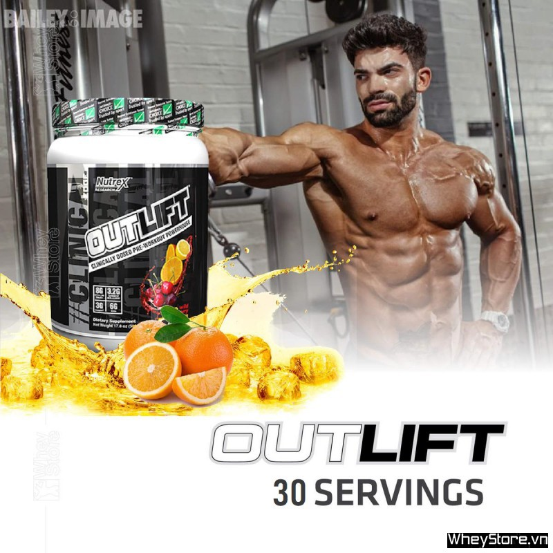 Outlift 30 servings
