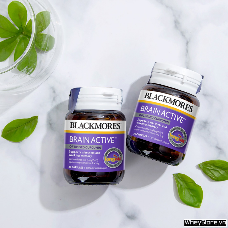 Blackmores Brain Active 30 viên