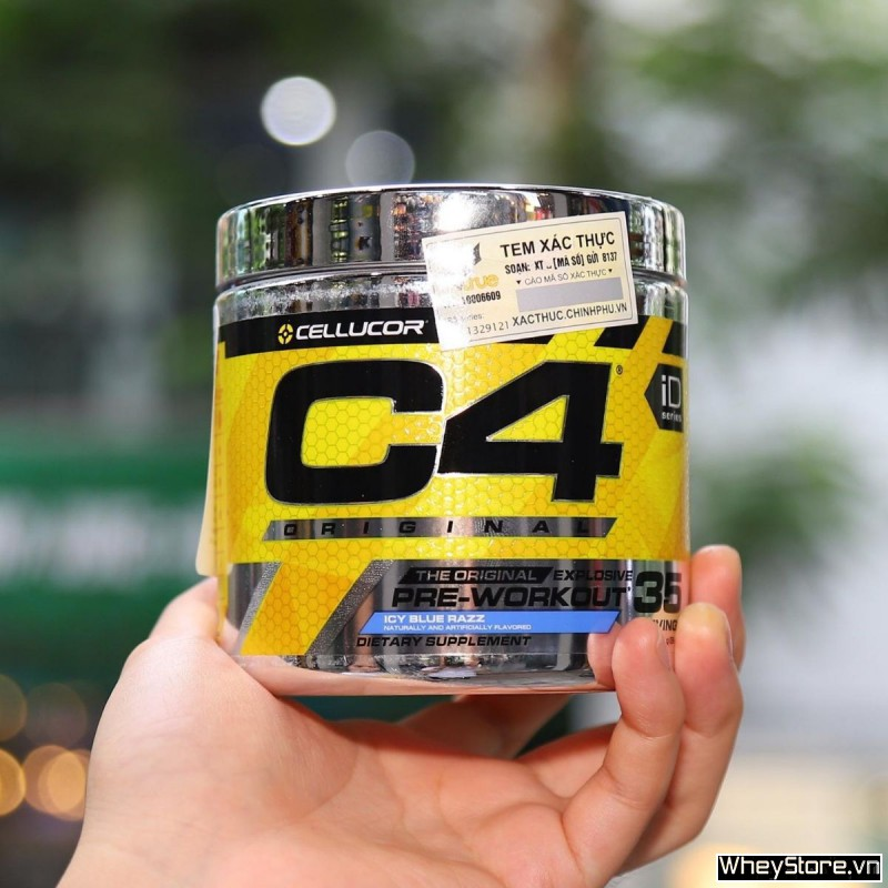 C4 Original 35 servings