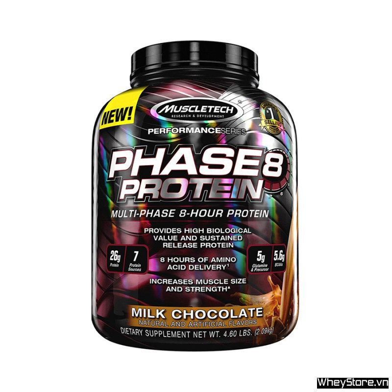 Phase8 Protein 4.6lbs