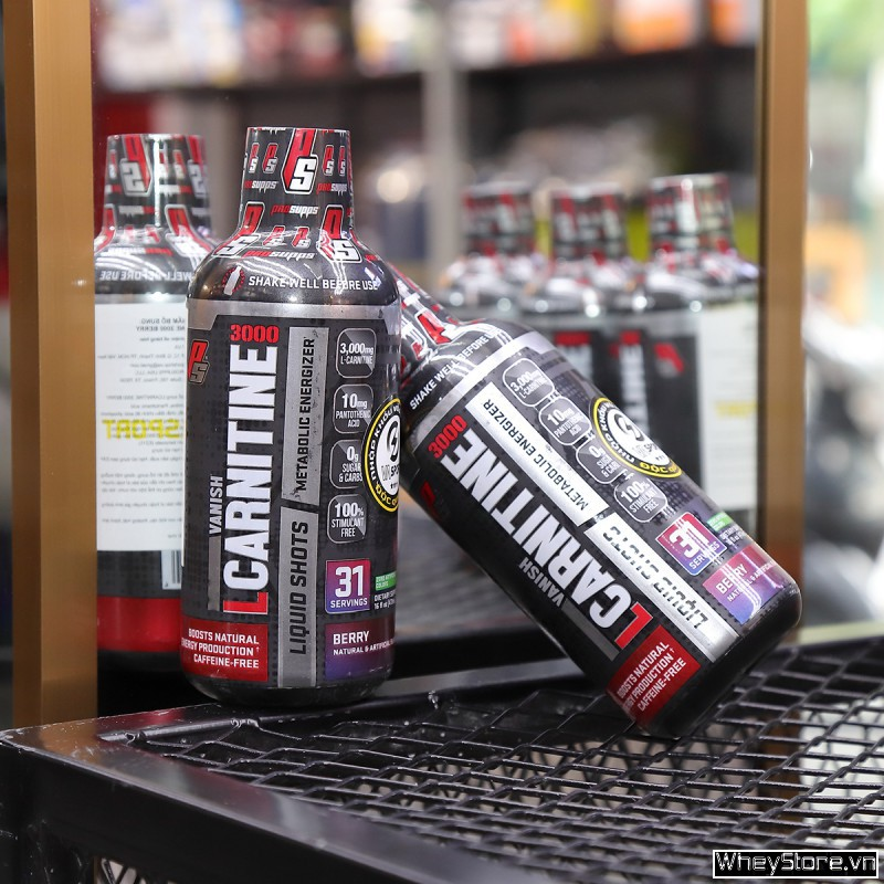 ProSupps L- Carnitine 31 servings