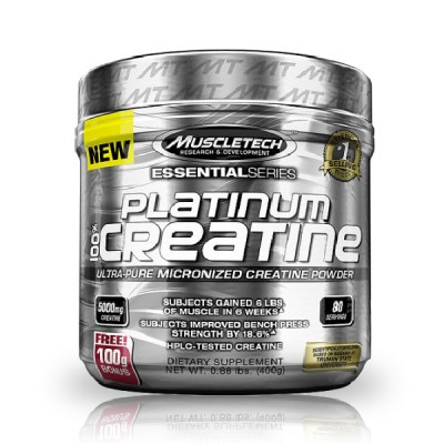 Platinum Creatine 80 serving