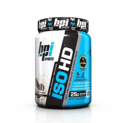 BPI ISO HD 1.8lbs 100% Isolate