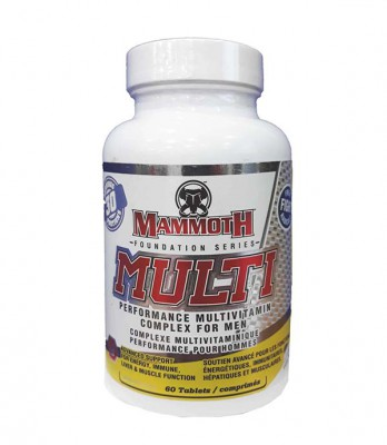 Mammoth Multi 30 servings