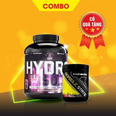 Hydro iso 2kg + Anabolic state 70 servings