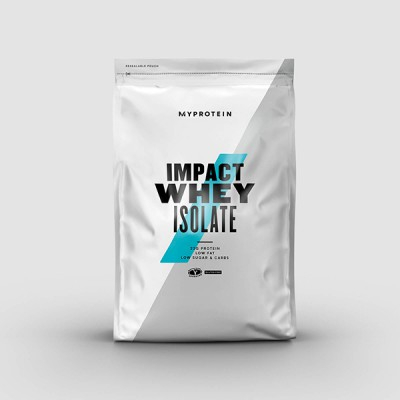 Impact whey isolate 1kg 44 servings