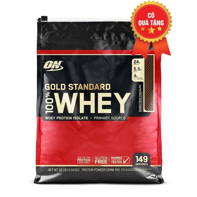 Whey Gold Standard 10lbs 4.5kg